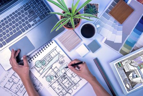 10 conseils Marketing des médias sociaux pour les architectes d'intérieur
