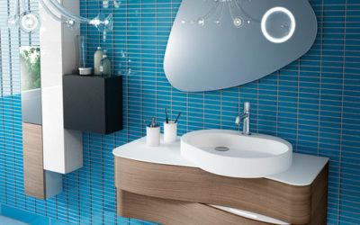 Les 6 couleurs tendances pour la salle de bains en 2019